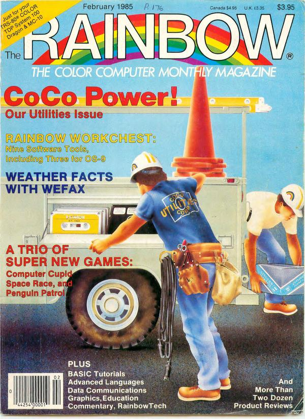 Image result for rainbow coco magazine