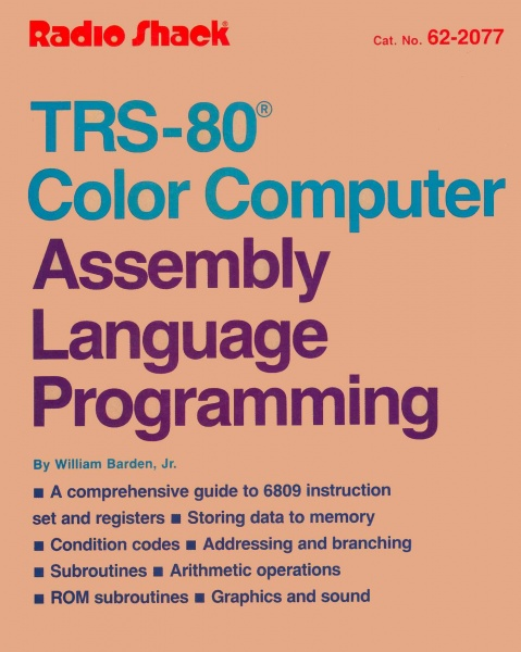 File:TRS-80 Color Computer Assembly Language Programming.jpg