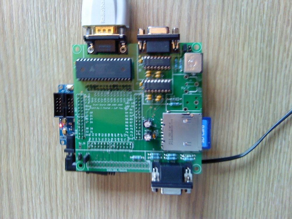 Completed Multicomp Microcomputer - top.jpg