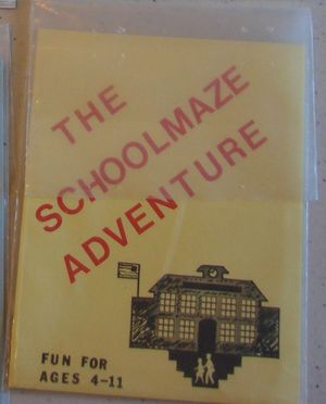 The Schoolmaze Adventure.JPG